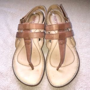 Born handcrafted footwear sandals